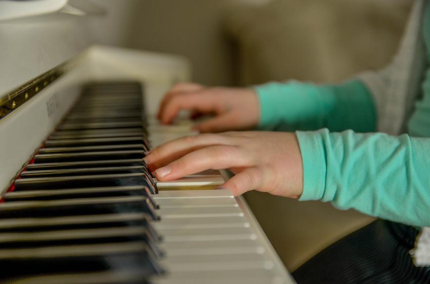 La musique : essentielle au développement des enfants!